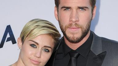 Miley Cyrus and Liam Hemsworth's adorable date night!