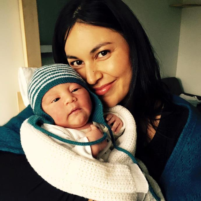 "Nadia also [welcomed her first child](http://www.womansday.co.nz/celebrity/new-zealand-celebrities/nadia-lim-welcomes-baby-boy-4404|target=""_blank""), a son named Bodhi, in April."
