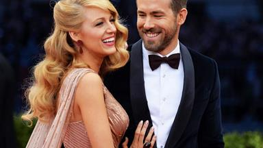 Blake Lively and Ryan Reynolds are expecting second baby!