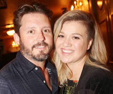 Kelly Clarkson welcomes her second child!