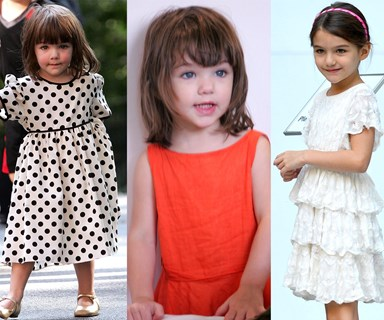Suri Cruise's top ten cutest moments
