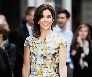 Princess Mary is a Harvard graduate