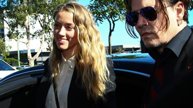 Amber Heard pleads guilty in Johnny Depp dog smuggling case
