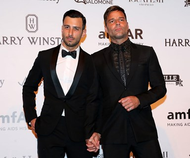 Meet Ricky Martin's new man!