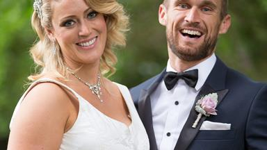 IT'S OVER: Married at First Sight's Clare Verral dumps Jono Pitman
