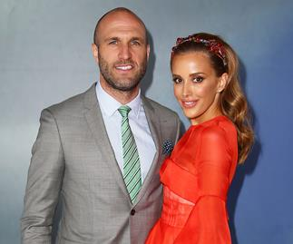 Rebecca and Chris Judd are expecting twins!