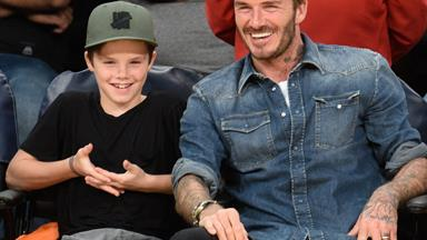 Cruz Beckham kicks musical goals with his acapella performance of Pitch Perfect's Cups