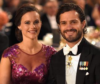 Princess Sofia & Prince Carl Philip