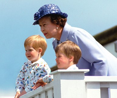 In their own words: The Royal Family on The Queen
