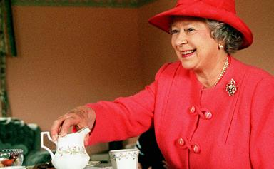 How to do traditional English afternoon tea... just like the Queen!