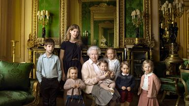 Incredible new portraits of Queen Elizabeth