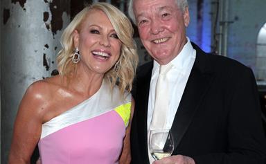 Good news for Kerri-Anne Kennerley's husband John!