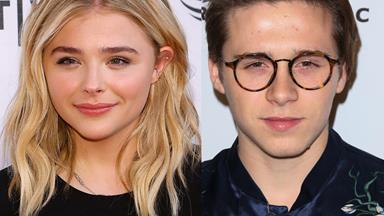 Are Brooklyn Beckham and Chloe Moretz back on?