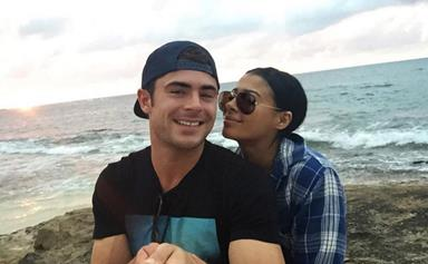 Zac Efron splits from girlfriend of two years