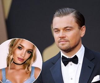 Leonardo DiCaprio Roxy Horner