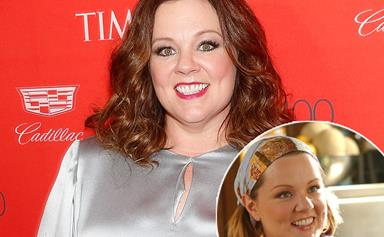 "Melissa McCarthy's ""sentimental"" return to Gilmore Girls"