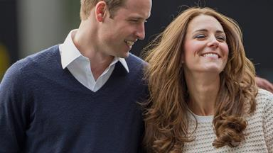 Royally sweet! Prince William and Duchess Catherine's cutest moments