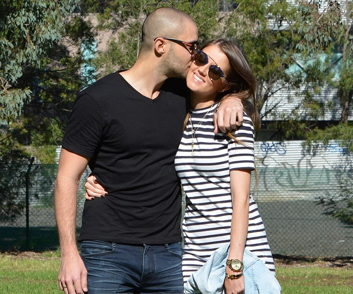 Married at First Sight's Erin and Bryce
