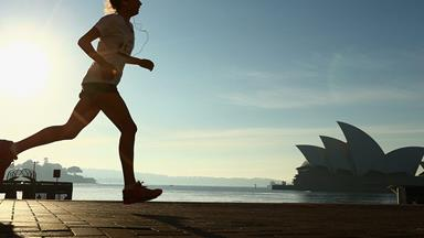 How best to motivate yourself into going for a run