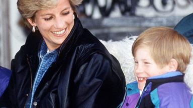 Prince Harry just wants to make his mother Princess Diana proud