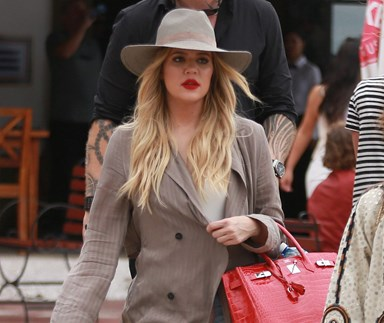 Khloe Kardashian's latest Instagram post causes kontroversy