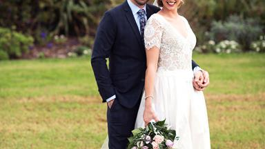 Janika & Ross's magical day