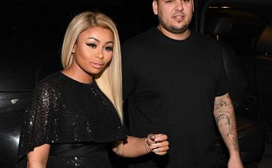 """""""We're pregnant!"""" Rob Kardashian and Blac Chyna are expecting!"""
