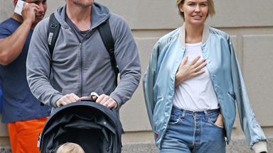 Are Lara and Sam Worthington expecting baby No. 2?