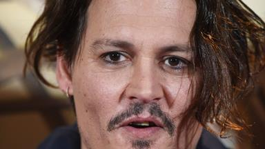 Johnny Depp pokes fun at dog smuggling apology video