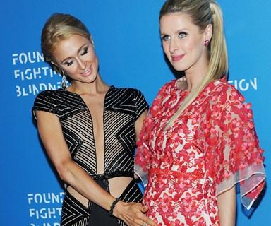 Paris Hilton reveals sister Nicky's baby gender
