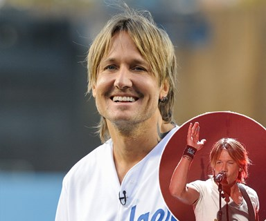 A Keith Urban wrote a song about WHAT?