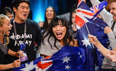 EXCLUSIVE! Dami Im speaks out following Eurovision success