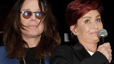 Sharon Osbourne gives Ozzy a rehab ultimatum