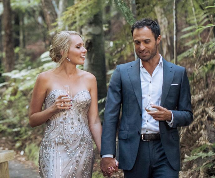 Jordan Mauger, Erin Higgins, The Bachelor NZ