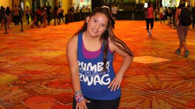 Meet the world's first Zumba instructor with Down syndrome