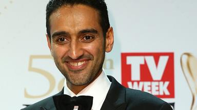 Waleed Aly opens up about his son's autism