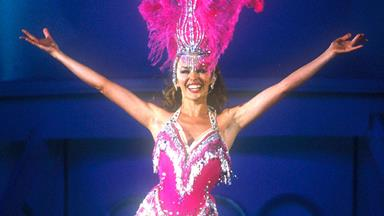Happy birthday to the original showgirl, Kylie Minogue!