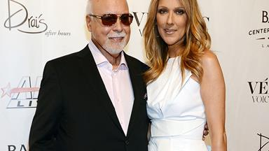 Celine Dion opens up about Rene's last moments