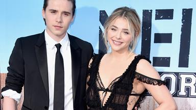 It's official! Brooklyn Beckham and Chloe Moretz look too cute on the red carpet