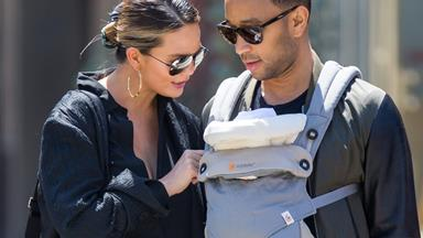 Chrissy Teigen talks all things motherhood
