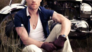 Love at last: Ronan Keating dishes on married life with Storm Uechtritz