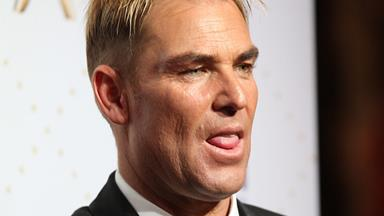 """My night at a swinger's party with Shane Warne"""