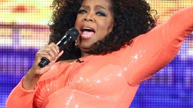 Oprah shares her amazing diet secrets