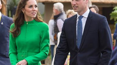 Duchess Kate wows in green at Chelsea Flower Show
