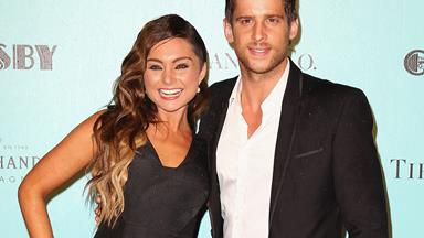 Ex Home and Away star Dan Ewing to split from wife Marni after four years