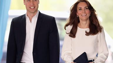 New portrait of Duchess Catherine and Prince William revealed