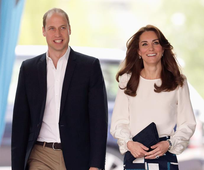 Duchess Catherine of Cambridge, Prince William