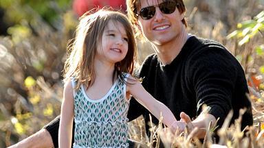 Suri Cruise has been secretly calling dad Tom Cruise