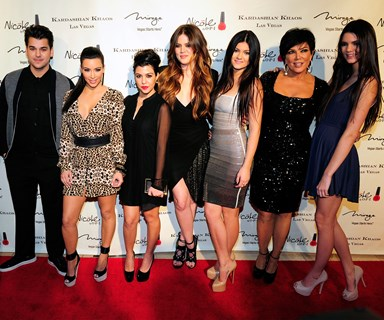 Is a Kardashian movie in the works?