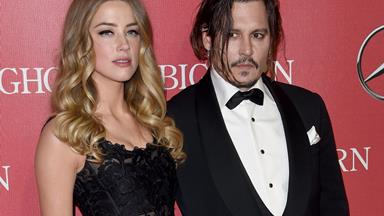 Did Johnny Depp's family's dislike of Amber Heard contribute to their divorce?